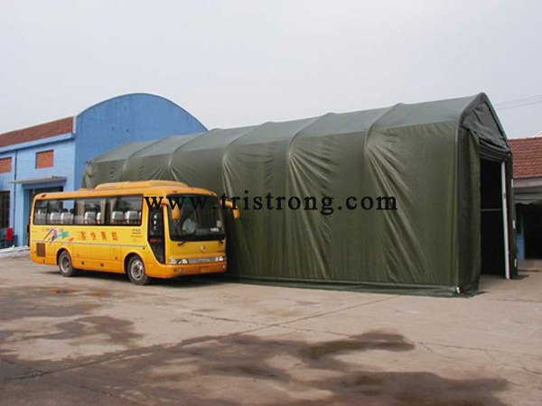 Portable Bus Shelter, Carport (TSU-1850)