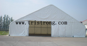 Large Portable Shelter, Large Carport, Super 20m Wide Warehouse (TSU-6549)
