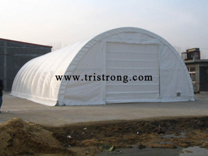 Large Portable Carport. Large Warehouse, Prefabricated Building, Large Shelter (TSU-3065)