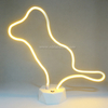 Foldable And Shapeable LED Neon Light Strip with Base