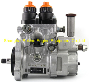 6156-71-1110 094000-0380 Denso Komatsu fuel injection pump for SAA6D125