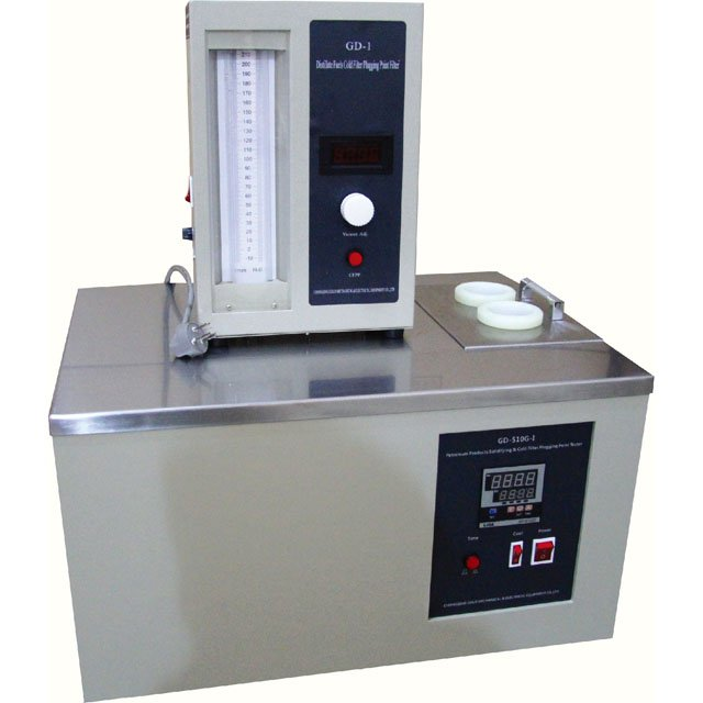 GD-510G-I Solidifying Point&Cold Filter Plugging Point Tester