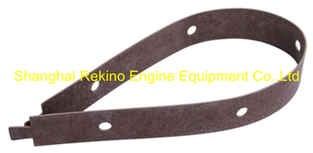 320.02.16 gasket Guangchai marine engine parts 320 6320 8320