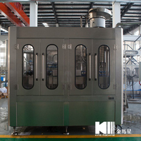 Beer Filling Equipment At Equal Pressure (BGF18-18-6)