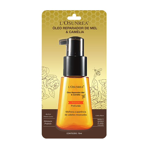 TAZOL Hair Oil Serum Monoi Oil 70ml