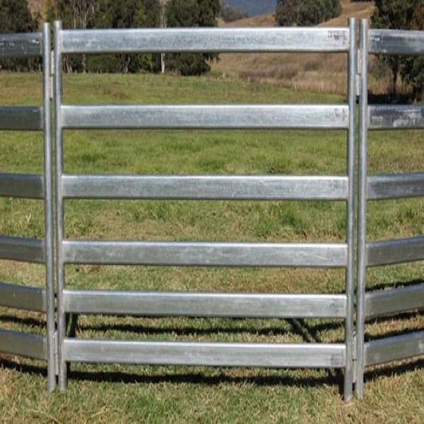 1 6m × 2 1m Livestock Sheep Yard Fence Portable Goat Corral Panel