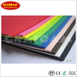 Color EVA Foam Sheets