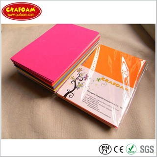 Plain EVA Foam Sheets