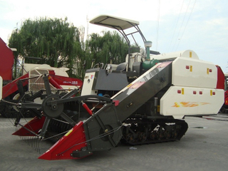 4LZ-2.0 Rice Combine Harvester