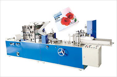 Napkin Tissue Folding Machine