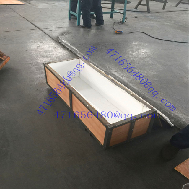PACKAGE FOR TI CLAD COPPER BAR