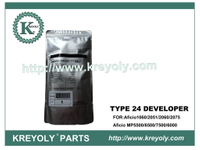 Copier Spare Parts for Ricoh Type24 Developer Black