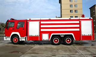 water foam fire truck Customization hot sale list
