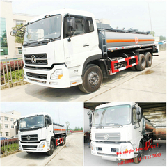 Dongfeng Xylene chemical tanker truck 22m3
