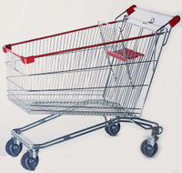 Russia Style Shopping Cart (YRF-R210)