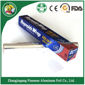 Custom Size Thick Thickness High Quality Kitchen Aluminum Foil