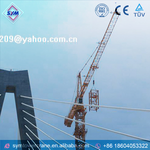 S650H24 Chinese Manufactured Hammerhead Tower Crane