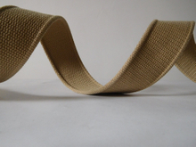 45mm polyester cotton webbing for shoulder belt