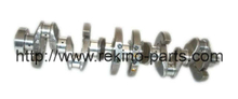 Deutz BF6M2012 Crankshaft 4284386