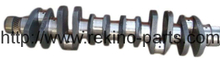 Forged Steel Crankshaft assembly 612600020373 for Weichai WD615 WP10