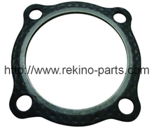 Turbocharger gasket 12161833 for Weichai 226B WP4 WP6