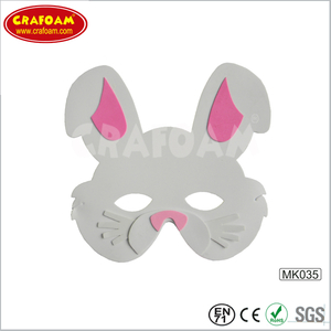 EVA Foam Masks - Rabbit