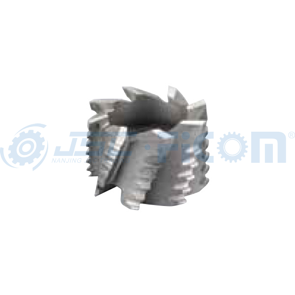 Shell roughing end mill