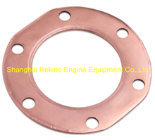8G-10-033B exhaust pipe gasket Ningdong engine parts for G300 G6300 G8300 GA6300 GA8300