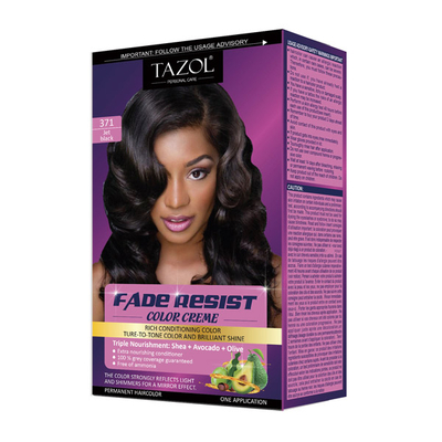 Tazol Cosmetic Non Ammonia Long Lasting Hair Color For Woman