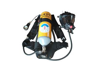 Self-contained air breathing apparatus(SCBA)
