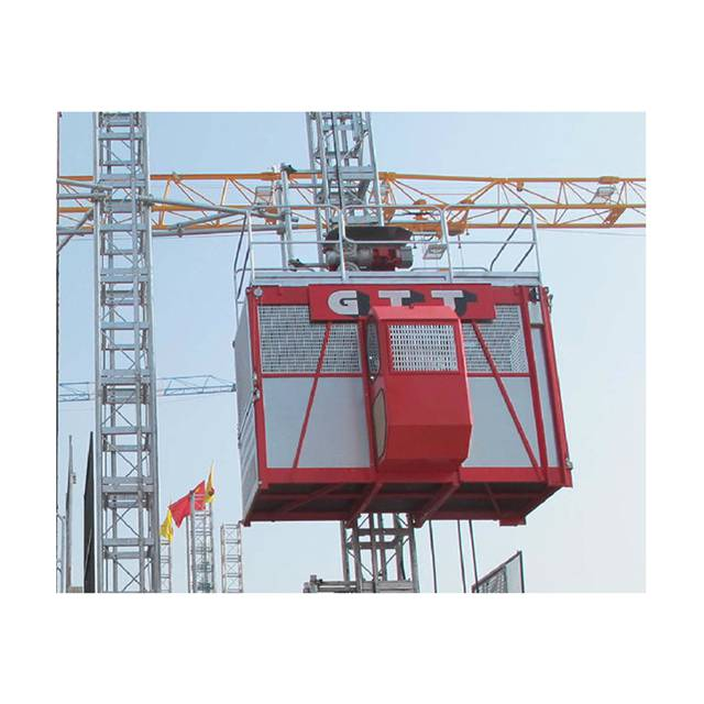 SC general Single-Cage GJJ construction passenger Hoist