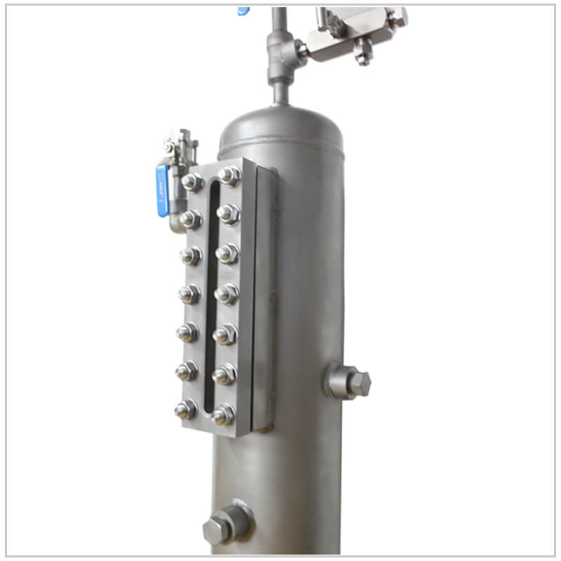 Wholesale Tank for quench with Plan 53A with coils
