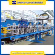 Hollow Guide Rail Roll Forming Line
