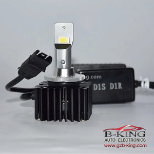 Non-Destructive Installation Error Free Canbus D1s D1r LED Headlight