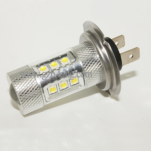 Best selling 7G 12-24V DC H8 80Watts 780lm CREE_EPISTAR LED fog light
