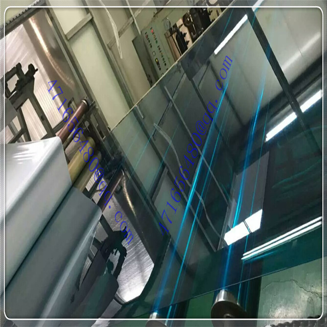 colored polycarbonate solid skylight for corridors