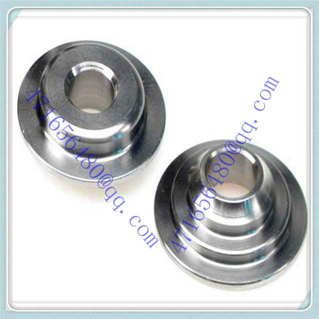 high strength Titanium blue anodized flanged bolt nut