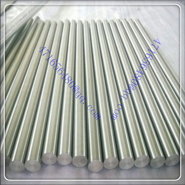 ASTM F136 F67 Medical Ti Round Rod by Different Dimension
