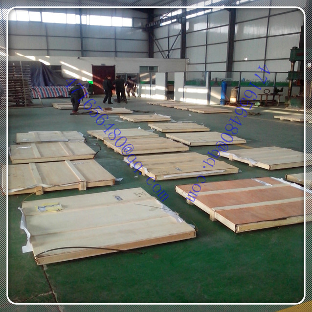 ti sheet/plate shape memory alloy sheets/titanium plate heat exchanger