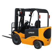 2500kg Electric Forklift From Alice