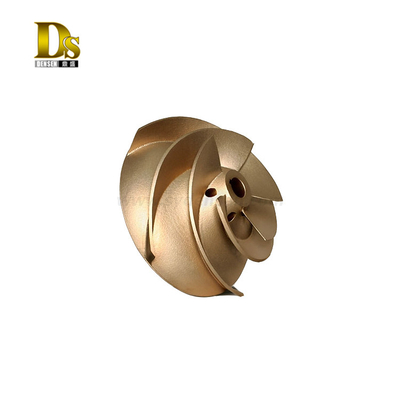Copper Impeller Brass Impeller Bronze Impeller for Pump