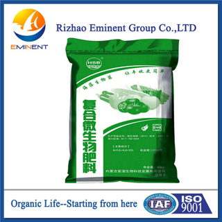 Seaweed extract (organic Fertilizer) NPK 25% for health food