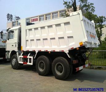 SHACMAN 6x4 Dumper truck 35T