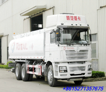 SHACMAN F3000 6x4 oil  Fuel Tanker