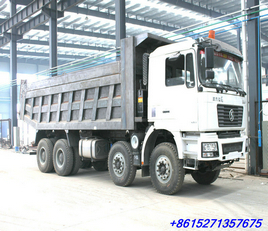 SHACMAN F2000 8x4 Dumper truck 45T