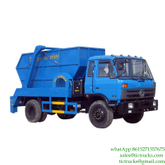 8m3 skip bin truck for sale Euro 4 ,5