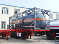 30ft iso tank-container Hydrochloric acid 35% 28000L