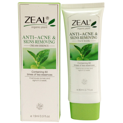 Anti-Acne Skin Care Facial Cleanser