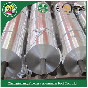 Good Quality Hot Selling Baring Aluminium Foil on Roll