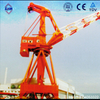 QTD160 Chinese Manufactured Luffing Jib Tower Crane